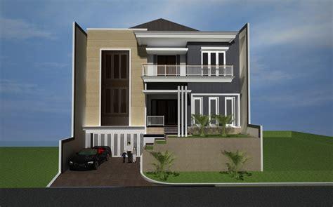 desain rumah  rumah minimalis ala eropa images