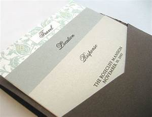 how to stuff wedding invitations weddingelation With wedding invitation stuffing order