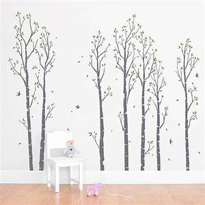 forest wall decals roselawnlutheran With forest wall decals