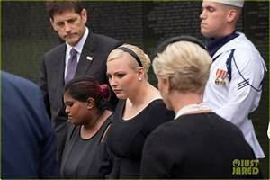 Meghan McCain Takes a Dig at Trump During Passionate ...