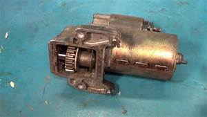 Starter Motor Replacement  2001-2008 Ford Escape