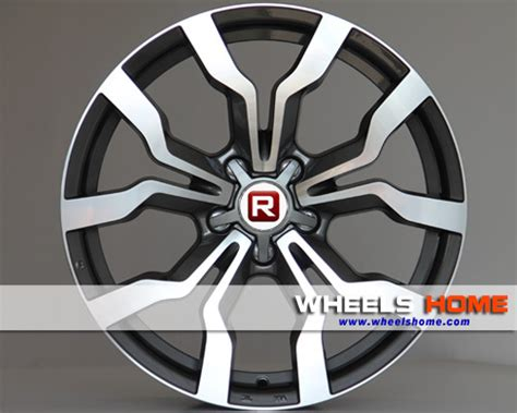 Alloy Wheels For Audi From China Manufacturer