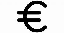 Euro currency symbol - Free signs icons