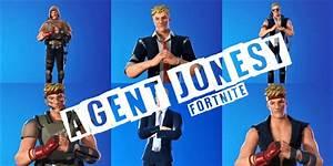 Fortnite, Every, Agent, Jonesy, Skin, Ranked