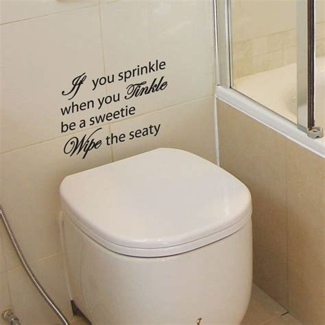 ebay wall decor quotes 17 best bathroom wall quotes on bathroom wall