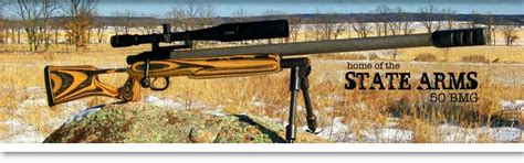 State Arms 50 Bmg by East Ridge Gun Company