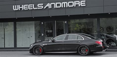 Wheelsandmore Presents Tuning Program For W213 Mercedes E ...