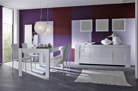 peinture cuisine moderne salle à manger meublé et design blanc meuble et