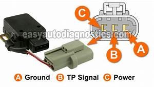 4 Pin Throttle Position Sensor Wiring 3 Wire Throttle