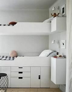 Chambre Ikea Enfant : o trouver votre lit avec tiroir de rangement ~ Teatrodelosmanantiales.com Idées de Décoration