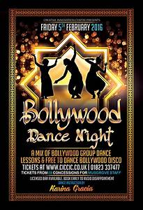 Bollywood Dance Night – A Mix of Lessons & Free Dance ...