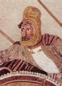 Darius King by 1 Of October 331 Bc Battle Of Gaugamela Onthisday