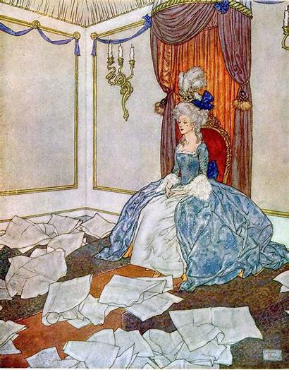 Dulac Edmund Princess Prince Illustrations Andersen Hans