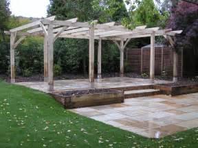 pergola design adl timber structures pergolas garden landscaping sevenoaks