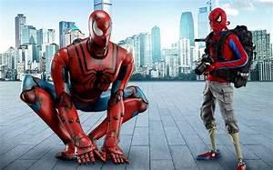 Spider Man Spider Bot Figure Nerd Much
