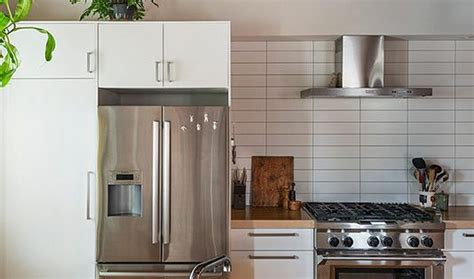decorations for kitchen cabinets this eco friendly philly loft was once a pickle factory 6490
