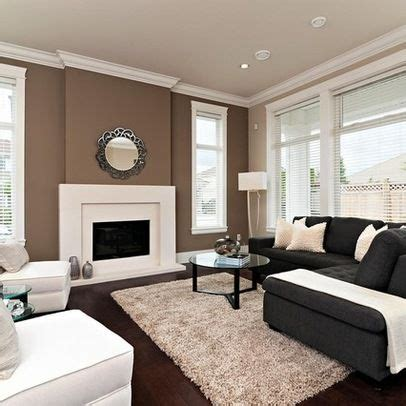 10 creative methods to decorate along with brown living