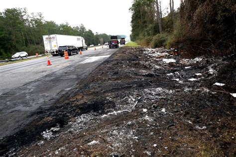 5 Children Heading To Disney Killed In Fiery Florida Crash