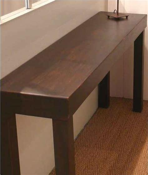 canapé hello table console en fer forge