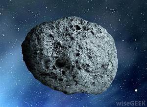 Asteroids in Space - Pics about space