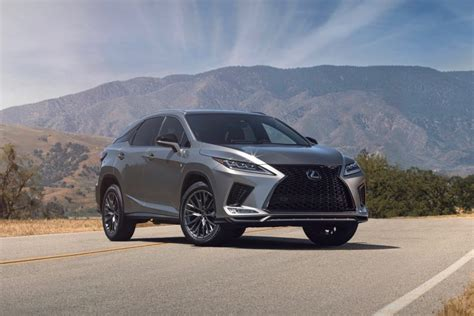 Lexus Android Auto 2020 by 2020 Lexus Rx Gets A Facelift And Android Auto The