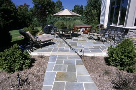 patios and walkways walkway and bluestone patio bluestone