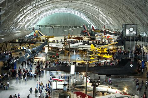 museum smithsonian space air dc washington national museums aviation flight history hiconsumption american building boeing moon