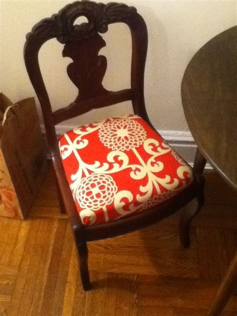 reupholstered dining room chair planning re upholstered