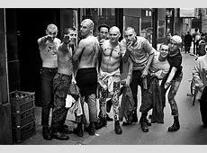 Skinheads a photogenic, extremist corner of British youth