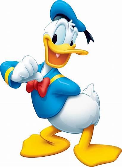 Duck Donald Disney