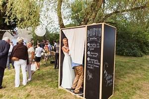 Decor Photobooth Mariage : id e pour votre mariage une touche d originalit ~ Melissatoandfro.com Idées de Décoration
