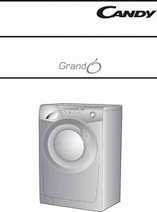 Candy Washer Gc1472d1 User Guide