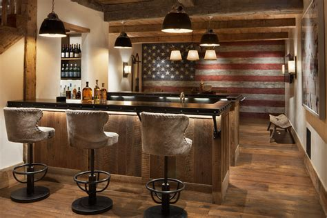 Bar Design by 16 Rustic Home Bar Designs That Will Customize