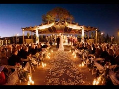 beautiful wedding decorations youtube