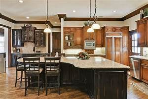 Shaped Kitchen Layout Island Increasingly Best Choices Of Kitchen Island Shapes