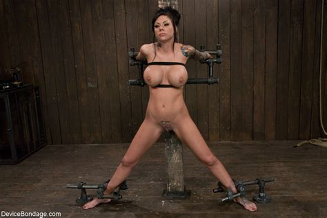 Captioned Bondage Torture