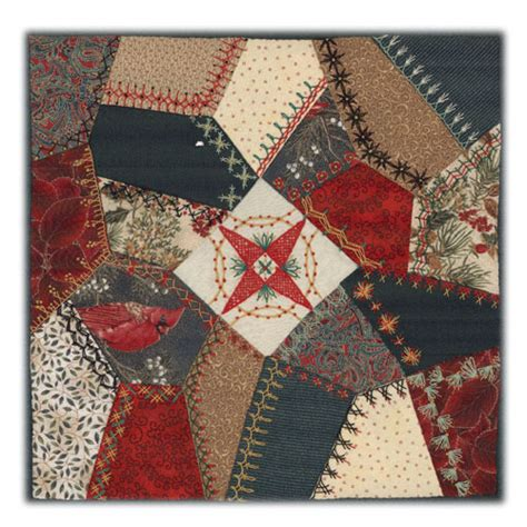 victorian crazy quilt  quilters warehouses