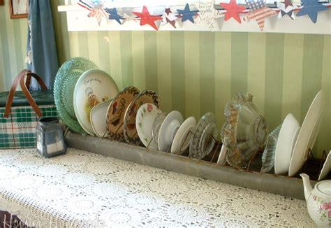 decorating   antique galvanized chicken feeder   summer dining room hoosier homemade