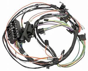 Wiring Harness  Dash  1965 Skylark  Auto  Column Shift  Man
