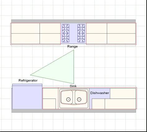 kitchen designs layouts free free galley kitchen floor plans home deco plans 4667