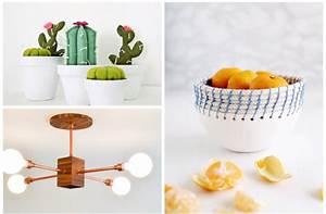 10 DIY Deco Maison Faciles Blog Deco Clem Around The
