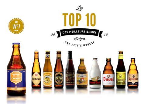 Bière Belge  Le Top 10 Des Meilleures