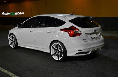 jeep wheels and tires packages 2014 ford focus st on 19 quot str wheels 607 white windows