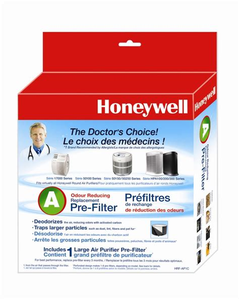 Honeywell Activated Carbon Prefilter  The Home Depot Canada