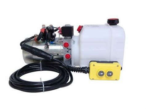 quart kti double acting hydraulic pump loadtrailpartscom