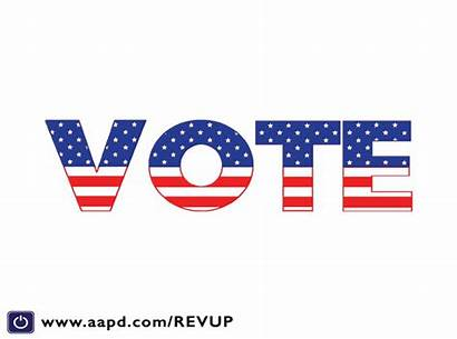 Justin Vote Rev Animated Voting Aapd Depends
