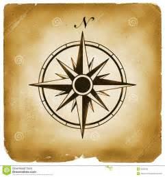 Compass North Symbol