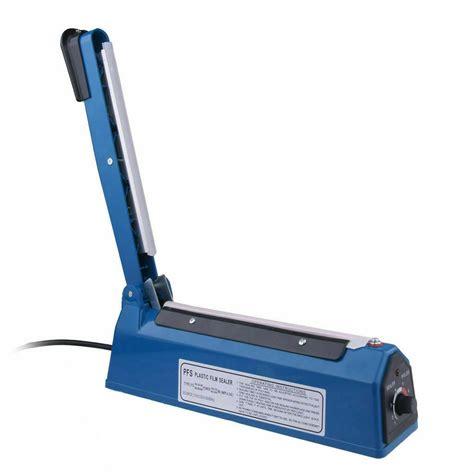 impulse heat sealer pe pp plastic film sealing machine food bag mm uk ebay