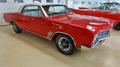 1967 Buick Skylark Convertible For Sale by 1967 Buick Skylark Convertible Gs Tribute Gs Tribute Stock
