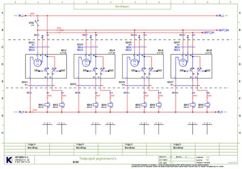 E Plan Electrical Drawing Image by Images